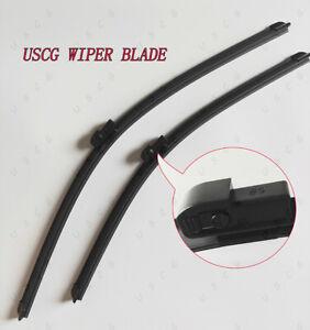 "BMW 5 Series 525i 528i 530i 540i M5 Wiper Blades E39 22"" & 26"" OEM Quality"