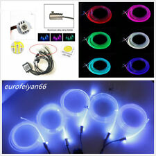 DC12V Multi-Color RGB LED Autos Atmosphere Light Neon EL Strip Tube APP Control
