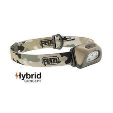 Petzl - Linterna Frontal PETZL TACTIKKA+ RGB - Estampado camuflaje.