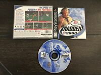 Madden 2000 - Playstation 1 PS1 - Complete CIB