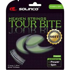 Solinco Tour Bite Soft 16 16L 17 18 tennis string set