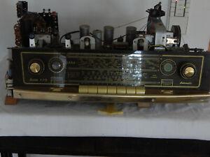 Saba Baden Automatic 6-3D Chassis Röhrenradio Vintage