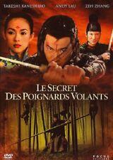 Le Secret des poignards volants DVD NEUF SOUS BLISTER