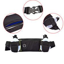 Sport Water Bottle Holder Belt Bag for Running Jogging Cycling Waist Pack Pouch