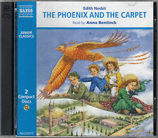 Edith Nesbit The Phoenix And The Carpet 2CD Audio Book Abridged FASTPOST