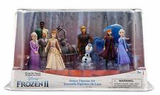 Disney Figures - Frozen 2 Deluxe Figurine Set of Characters