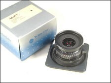 ALPA Schneider 35mm f/5.6 Apo-Digitar XL Objektiv NEAR MINT in BOX