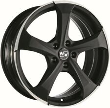 4 alloy rims  MSW 47 8x19 for SUZUKI KIZASHI (FR)