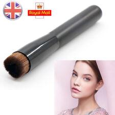Reino Unido Maquillaje Cepillo angular plana Base Líquida Crema Polvo Cara Kit de contorno de ojos