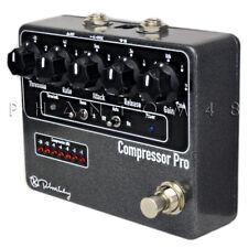Keeley-Compressor Pro-Tamaño De Pedal Compresor/Limiter General Instrument Usa