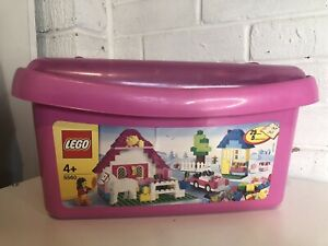 LEGO 5560 Creator Set In Pink Box Good Condition See Pictures & Descripton