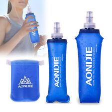 aonijie Plegable Suave flask TPU Deportes Al Aire Libre correr Botella Bidón