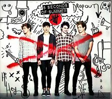 5SOS 5 Seconds Of Summer- 2014 Self Titled CD [Deluxe/Poster Digipak] Dont Stop