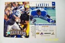 BARRY SANDERS 1997 PINNACLE #7
