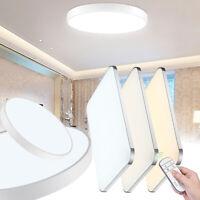 LED Deckenleuchte Dimmbar Deckenlampe Panel Lampe Wohnzimmer Schlafzimmer Küche