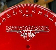 "Disque Calage Distribution ""Motobecane"", Camshaft timing disc, cam timing disc"
