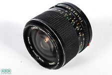 Canon 24mm F/2 FD Mount Lens {52}