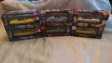 New Ray City Cruisers, Buick, Pontiac, Ford, Chysler, Oldsmobile Diecast 1:43