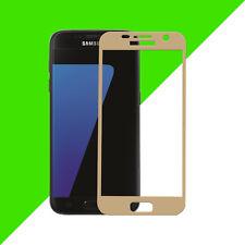 3D Displayschutz für Samsung Galaxy S7 Curved Display 9H Schutz Folie Glas 9H