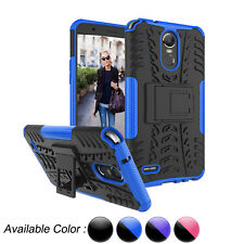 For LG Stylo 3 /Stylo 3 Plus LS777 Phone Case Kickstand Heavy Duty Hard Cover