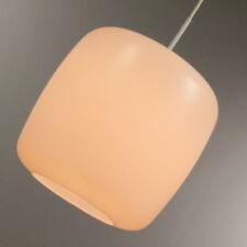 VTG Doria Ballon Glas Lampe alte Hänge Leuchte 50er 60er Jahre Neuw. OVP vintage