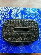 The ancient Chinese sword clasp!