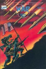 OE2012----- MARVEL, The War  book 2,   VF/NM   + FREE STOCK CERTIFICATE
