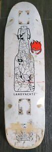 "Landyachtz Dinghy Growler Longboard Skateboard  deck 28.5"" length 8"" width"