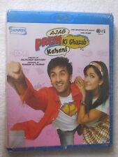 AJAB PREM KI GHAZAB KAHANI Ranbir Kapoor Blu Ray Disc movie bollywood India