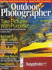 OUTDOOR PHOTOGRAPHER Sept 2014 Magazine Back Issue PHOTOGRAPHING THE MILKY WAY