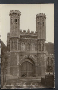 Kent Postcard - St Augustine's Gate, Canterbury     RS7794