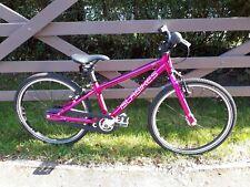 Islabike cnoc 20 pink bike