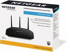 NETGEAR A2000 Dual Band Wireless Access Point (WAC124)