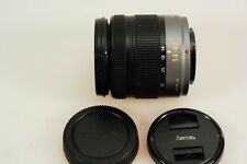 Panasonic Lumix G vario 14-42mm f/3.5-5.6 ASPH objetivamente h-fs01404 micro 4/3