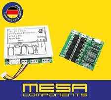 4S BMS 100A LiFePO4 LiFePO Protection Board 3.6V 3.2V Balance PCB Battery 12V