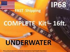 300 Underwater L.E.D. ---- Pond or Swimming Pool Lights --- LED SUBMERSIBLE ip68