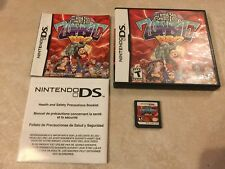 Little Red Riding Hood's Zombie BBQ (Nintendo DS, 2008) DS COMPLETE