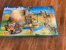 Playmobil 5759 Safari Adventure Set NIB vintage