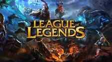 League of Legends PBE Account | Level 1 | Unverified | Lifetime Warranty 🔥 BEST