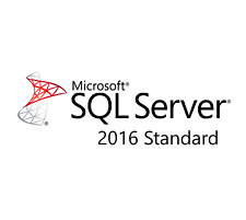 Microsoft SQL Server 2016 Standard Edition 64 Bit - Retail Key for 1 PC