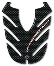 Tank Pad Stickers 3D Carbon Compatible Motorcycle Ducati Hypermotard