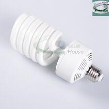 45W 5500K Photo Studio Day Light Balanced CFL Bulbs Compact Fluorescent Lamp US