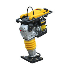Tamping Rammer Vibratory Rammer With 4 Hp Loncin Petrol Engine