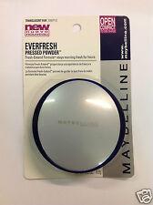 Maybelline Everfresh Pressed Powder ( TRANSLUCENT FAIR ) NEW.