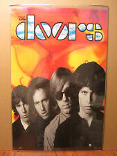 The doors Rock and roll ORIGinal 1992 Vintage Poster 1103