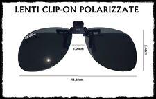 lenti polarizzate clip-on occhiali polarizzati pesca per occhiale sole vista