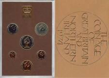 UK GRAN BRETAÑA 1974. ESTUCHE SET OFICIAL - PROOF