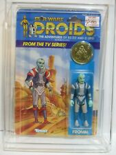 Star Wars Vintage Droid Cartoon Tig Fromm VERY RARE MINT Kenner Action Figure