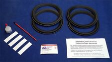"Boston Acoustics 7"" / 7-inch Double Speaker Foam Surround Woofer Repair Kit"