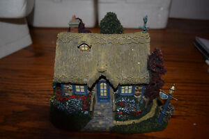 Candlelight Artist's Gallery Seaside Hawthorne Village Thomas Kinkade